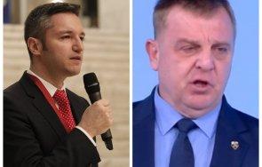 каракачанов разобличи вигенин лъжете армията кажете експертите скъсат дипломите