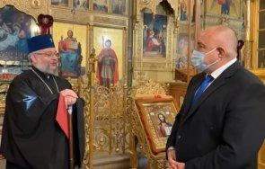 първо пик старозагорската епархия даде благодарствен знак премиера борисов помощта храма рождество христово шипка