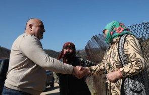 първо пик борисов неуморен посети поредното село пазарджишко обновена видео
