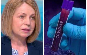 кметът софия йорданка фандъкова горещ коментар новия локдаун местата болниците ваксинирането