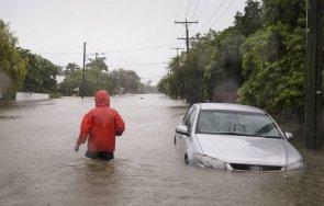 бедствено положение част австралия заради наводнения