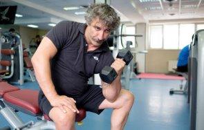 Киро Ефремов се готви за Олимпиада (СНИМКИ)