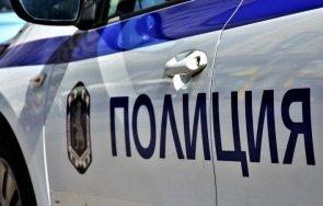 полицай пострада проверка кола наркотици