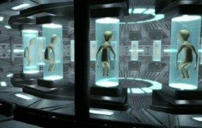 строго секретно подземията капитолия пълни трупове извънземни