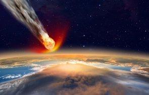 oткриха частици метеор антарктида експлодирал 450 000 години