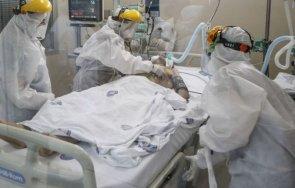шок гърция пациент изключи вентилатора интубиран covid пречел шумът машините