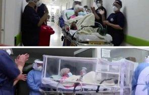 чудо 104 годишна колумбийка оцеля два covid
