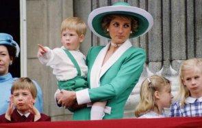 сестрата кралица елизабет втора харесвала принцеса даяна