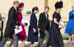 кралицата дава уилям говори конфликта брат хари