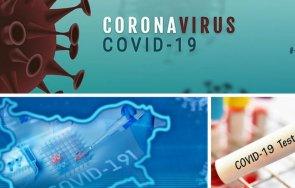 последни данни 122 случая коронавирус нас починалите денонощието 201