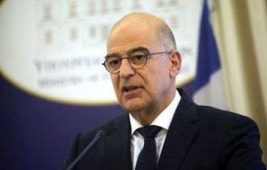 гръцкият външен министър посети анкара