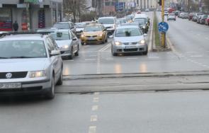 шофьори недоволстват пътна маркировка центъра софия