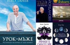 топ продаваните книги издателство милениум април