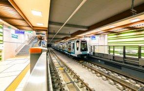 изглеждат новите станции метрото снимки
