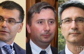 Апелативният спецсъд оправда Симеон Дянков, Трайчо Трайков и Иво Прокопиев