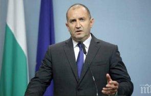 последните минути президентът румен радев връчи мандат съставяне правителство вижте точно