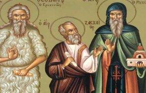 силна вяра почитаме един уникален светец бил надарен чудотворни сили приживе
