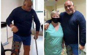 спортен лекар категоричен бойко борисов пак вкарва голове