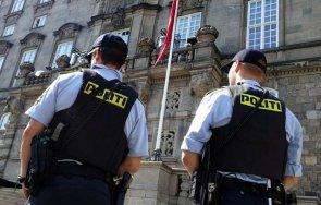 удар полицията дания иззе 200 експлозиви