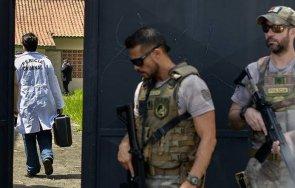 бразилската полиция задържа един крупните търговци оръжие страната