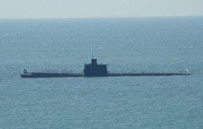 изчезналата индонезийска подводница вероятно 700 метра дълбочина