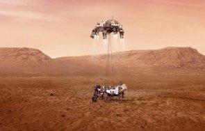роботът марс взел проба кислород