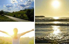 700 времето слънцето показва температурите вдигат 23° слаб вятър