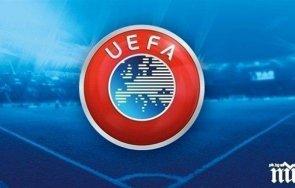 футболна мълния угроза уефа извади българските тимове евротурнирите