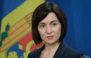 мая санду разпусна парламента обяви предсрочни избори молдова юли