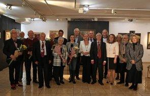 министерството културата връчи изявени дейци наградите златен век снимки