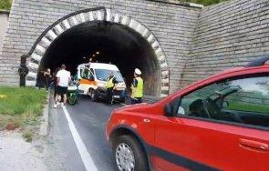 годишният алън сандански загиналият моторист кресненското дефиле