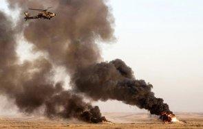 израелски хеликоптер обстрелвал сирийския район кунейтра