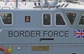 великобритания изпраща два патрулни кораба остров джърси