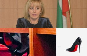 горещо пик мая манолова фука обувки френски дизайнер 1000 лева парламента снимка