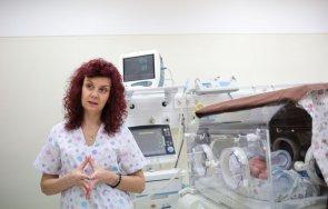 свързват родители недоносените бебета телефона