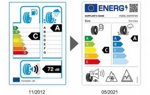 променят етикетите автомобилните гуми европейския съюз