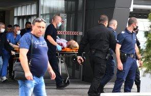 стрелбата метрото един простреляните мъртъв