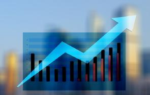 българската икономика рязка рецесия стабилно възстановяване