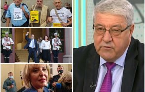 спас гърневски пик протестърските активисти достойно възнаградени парламента правителството влязоха мутри мутреси вандали погромаджии