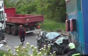 арестуваха шофьора камион предизвикал катастрофата четири жертви пътя видин монтана