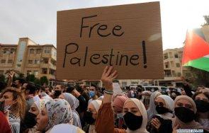 напрежението покачва хиляди демонстрираха аман израел