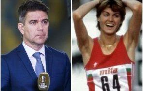 огромен скандал нагъл швед посегна рекорда стефка костадинова наклевети българката била натъпкана допинг