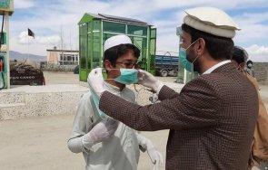 covid настъпва афганистан страната затварят училища университети