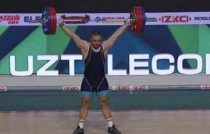 българин стана световен вицешампион вдигането тежести младежите