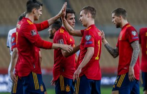 Испания се развихри и прегази Словакия с 5:0