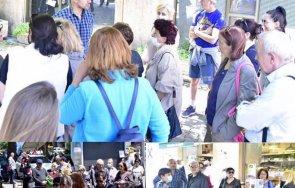 извънредно пик граждани отново протест стойчо кацаров отстраняването проф кантарджиев живо