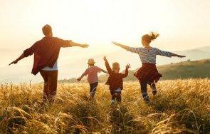 любопитно родителите две деца живеят дълго