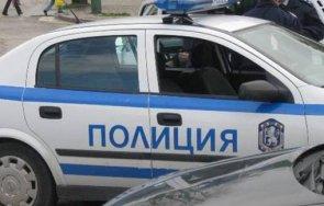 арестуваха дома автоджигит гонка полицията