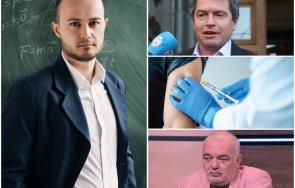мрежата гръмна тошко йорданов споделя фалшиви новини вещицата бабикян плашат смърт ваксинираните