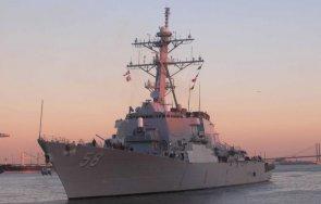американски разрушител влезе черно море навечерието срещата джо байдън владимир путин